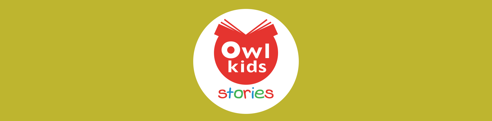 Logo Owl Kids Stories